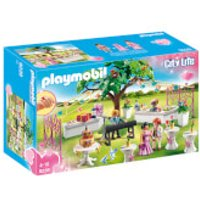 Playmobil City Life Wedding Reception with Children's Wedding Ring (9228) - Playmobil Gifts