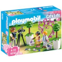 Playmobil City Life Flower Children and Photographer (9230) - Playmobil Gifts