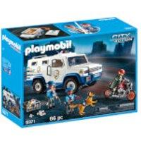 Playmobil Money Transport Vehicle (9371) - Money Gifts