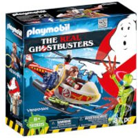 Playmobil Ghostbusters Helicopter (9385)