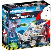 Playmobil Ghostbusters Cage Vehicle (9386) - Playmobil Gifts