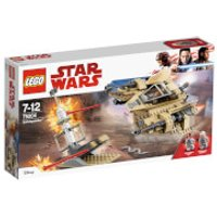 Lego Star Wars: The Last Jedi Sandspeeder (75204)