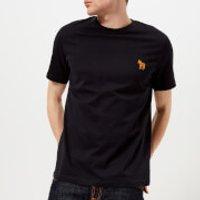 PS by Paul Smith Men's Regular Fit Zebra T-Shirt - Navy - XXL - Blue