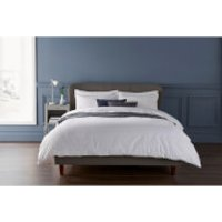 Christy Freya Duvet Cover - White - Super King - White