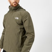 The North Face Mens Sangro Jacket - Grape Leaf - L - Green
