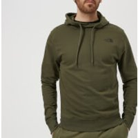 The North Face Mens Seasonal Drew Peak Pullover Light Hoodie - New Taupe Green - L - Green