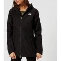 The North Face Womens Hikesteller Parka Shell Jacket - TNF Black - S - Black