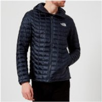 The North Face Mens Thermoball Hoodie Jacket - Urban Navy - M - Blue