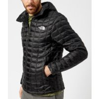 The North Face Mens Thermoball Hoodie Jacket - TNF Black - XXL - Black
