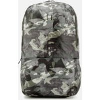 The North Face BTTFB Backpack - English Green Tropical Camo Print