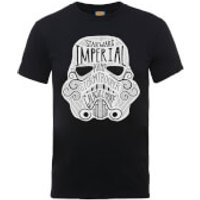 Star Wars Imperial Army Storm Trooper Galactic Empire T-Shirt - Black - L - Black