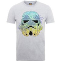 Star Wars Stormtrooper Hawaii T-Shirt - Grey - M - Grey