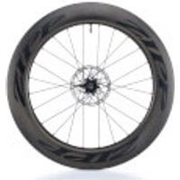 Zipp 808 Firecrest Carbon Clincher Tubeless Disc Brake Rear Wheel - Shimano/SRAM - White Decals