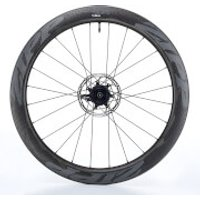 Zipp 404 NSW Carbon Clincher Tubeless Disc Brake Rear Wheel - Shimano/SRAM - Black Decals