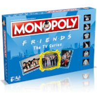 Monopoly Board Game - Friends Edition