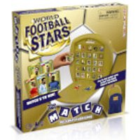 Top Trumps Match Board Game - World Football Stars Edition - Football Gifts