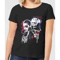 DC Comics Suicide Squad Harleys Puddin Women's T-Shirt - Black - XL - Black