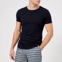 Orlebar Brown Men's OBT Crew Neck T-Shirt - Navy - XL