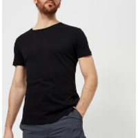Orlebar Brown Men's Crewneck T-Shirt - Black - M