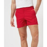 Orlebar Brown Men's Setter Swim Shorts - Rescue Red - W32