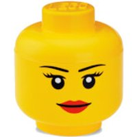LEGO Iconic Girls Storage Head - Large - Girls Gifts