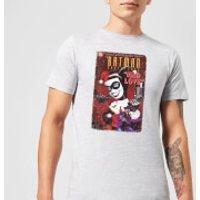 DC Comics Batman Harley Mad Love T-Shirt - Grey - XL - Black