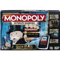 Hasbro Gaming Monopoly - Ultimate Banking