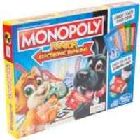 Hasbro Gaming Monopoly - Junior Electronic Banking - Electronic Gifts