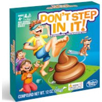 Hasbro Gaming Don't Step In It - Gaming Gifts