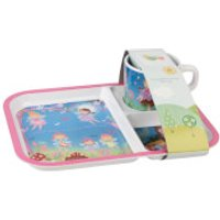 Little Rhymes Fairies Rectangular Tray and Cup - Fairies Gifts