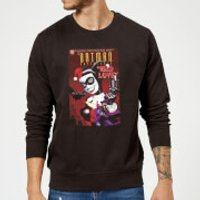 DC Comics Batman Harley Mad Love Sweatshirt - Black - M - Black