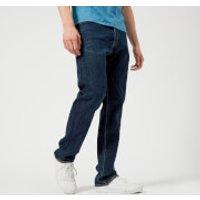Levis Mens 501 Original Fit Jeans - Tucker - W36/L34 - Blue