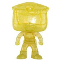 Power Rangers Morphing Yellow Ranger EXC Pop! Vinyl Figure