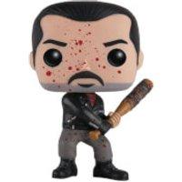 The Walking Dead Bloody Negan EXC Pop! Vinyl Figure - Scary Gifts