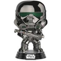 Star Wars Chrome Imperial Death Trooper EXC Pop! Vinyl Figure - Chrome Gifts
