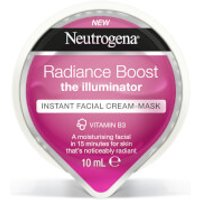 Neutrogena Radiance Boost Instant Facial Cream-mask 10ml