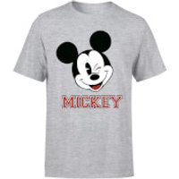 Disney Mickey Mouse Since 1928 T-Shirt - Grey - XXL - Grey - Mickey Mouse Gifts