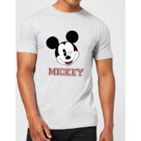 Disney Mickey Mouse Since 1928 T-Shirt - Grey - XL - Grey - Mickey Mouse Gifts