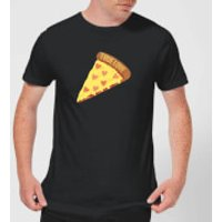True Love Pizza T-Shirt - Black - S - Black
