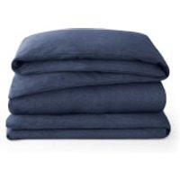 Calvin Klein Modern Cotton Duvet Cover - Indigo - King - Blue