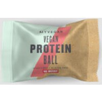 Vegan Protein Ball (Sample) - 40g - Red Berry