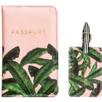 Alice Scott Luggage Tag and Passport Cover - Passport Gifts