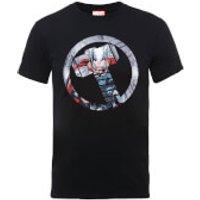 Camiseta Marvel Los Vengadores Montaje Thor