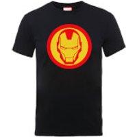Marvel Avengers Assemble Iron Man T-Shirt - Black - M - Black