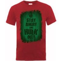 Camiseta Marvel Los Vengadores Hulk Stay