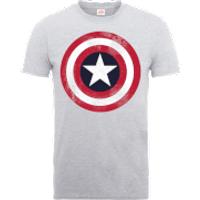 Camiseta Marvel Los Vengadores Escudo Capitán