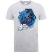 Camiseta Marvel Los Vengadores Montaje Capitán