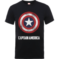Camiseta Marvel Los Vengadores Escudo Captain