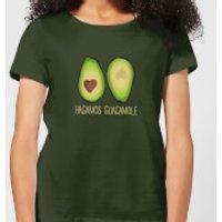 Hagamos Guacamole Women's T-Shirt - Forest Green - M - Forest Green