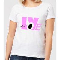 Love Wink Women's T-Shirt - White - XL - White
